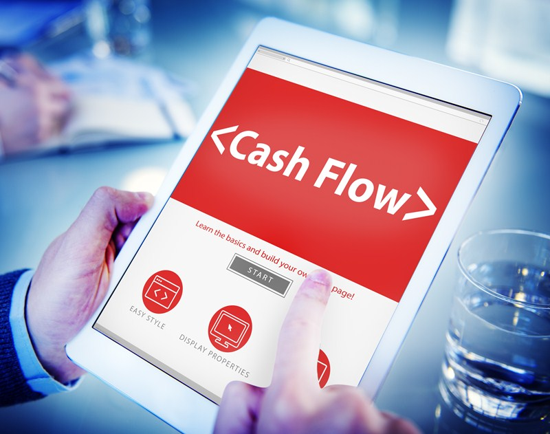 Treatment of capital expenditure if using the cash basis