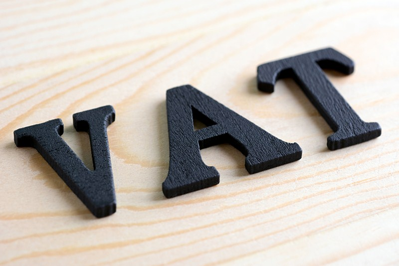 VAT and disaggregation