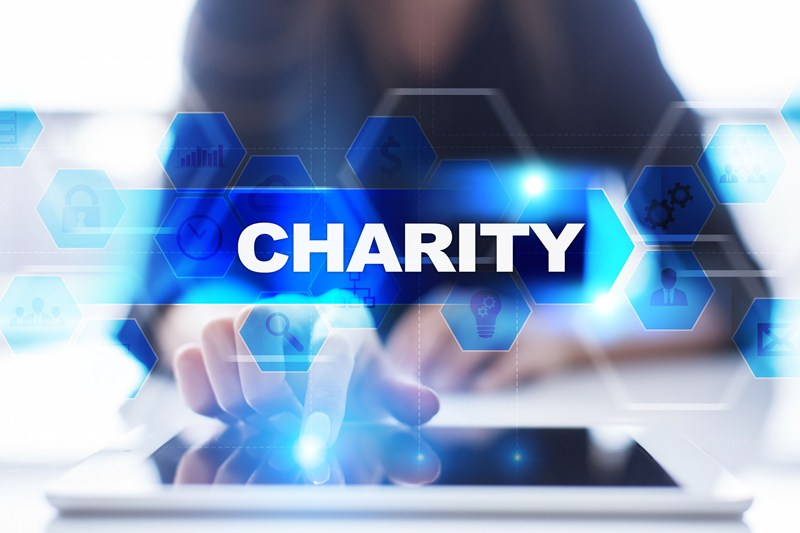Government alert for charities