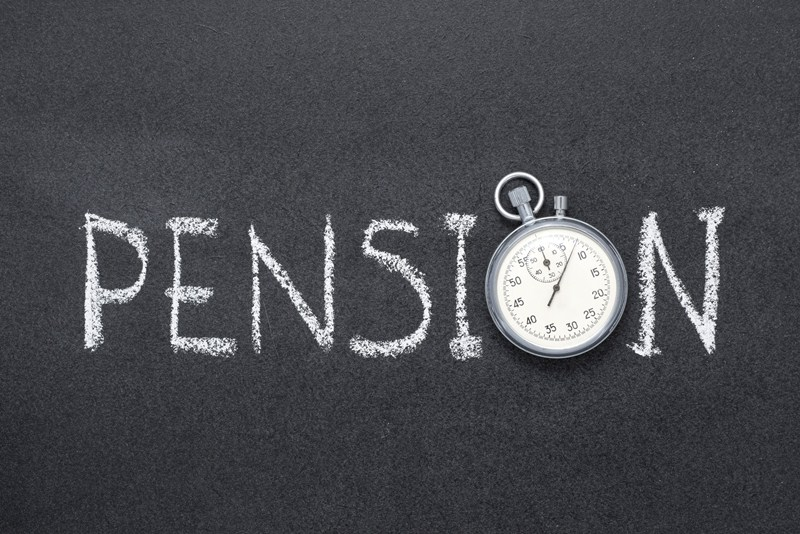 Top up your pension pots