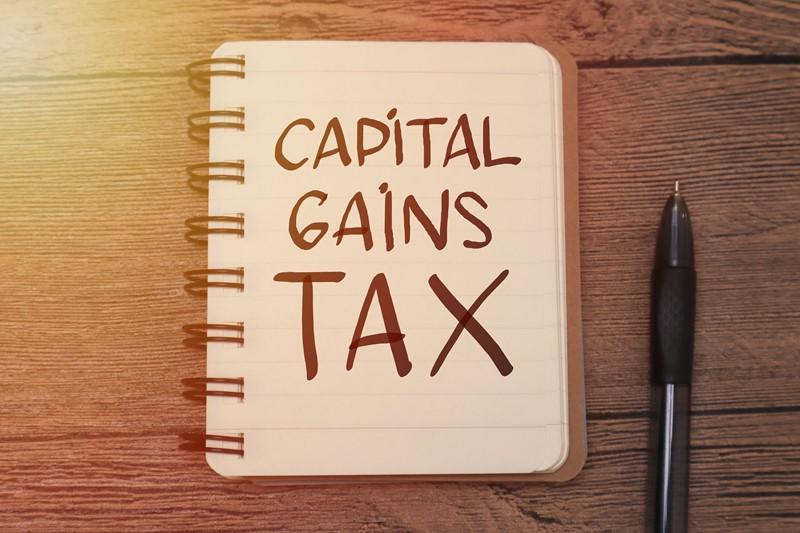 Current Capital Gains Tax rates
